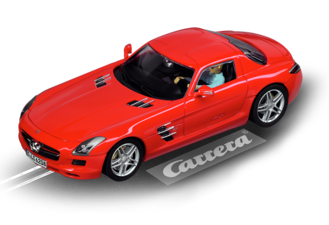 30541 mercedes red