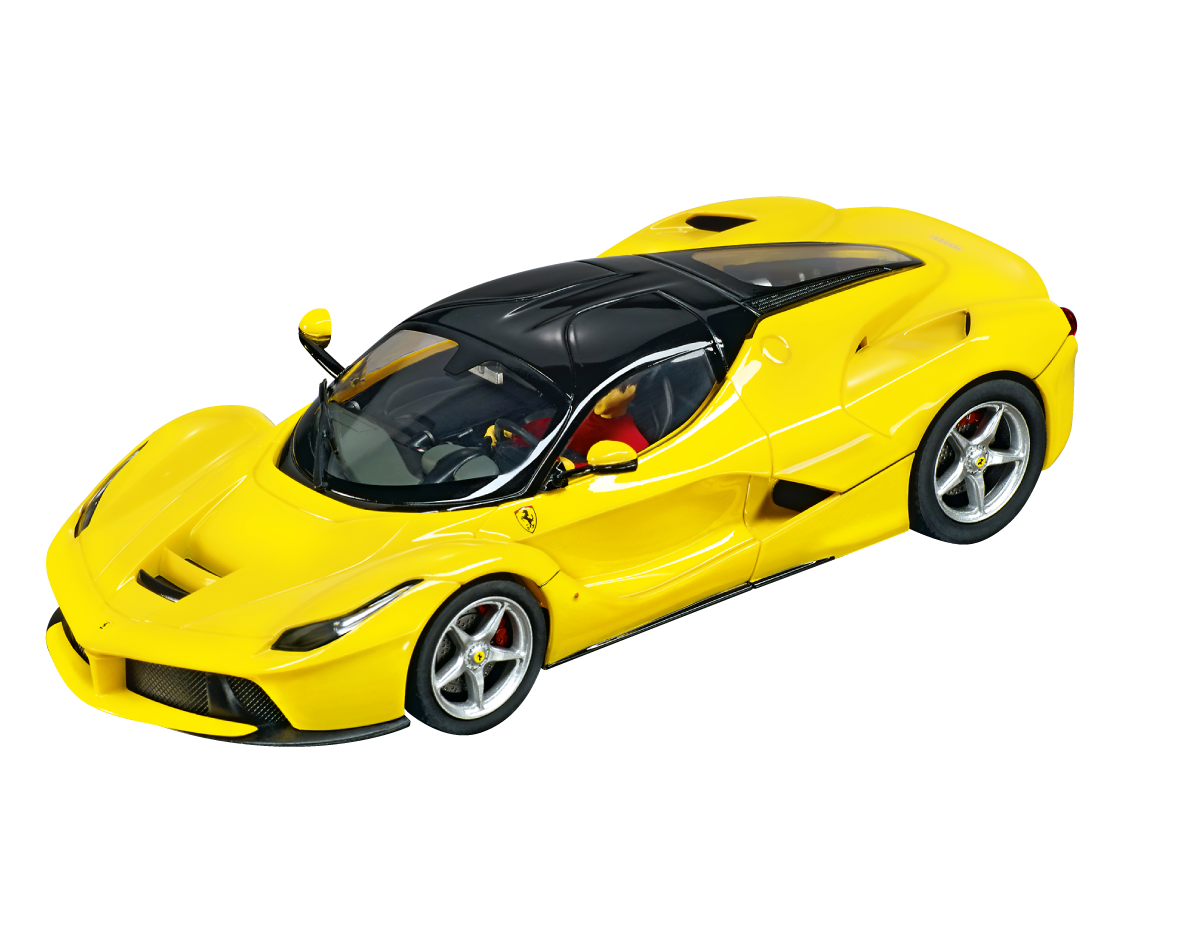30681_car laferrari yellow