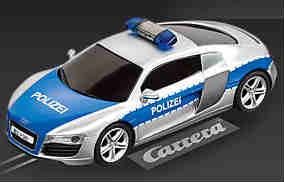 Audi polisei