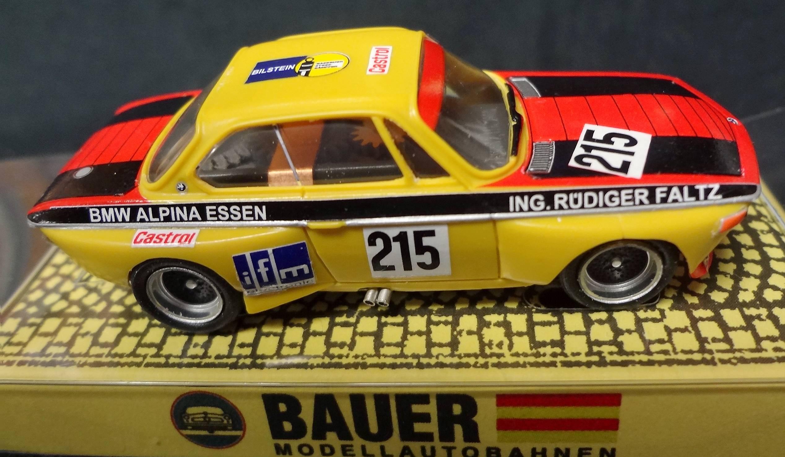 BMW 3.0 CSL Faltz-Albina nurburgring 0934 | NJ Nostalgia Hobby