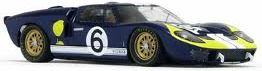 Blue GT 40