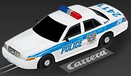 go police interceptor