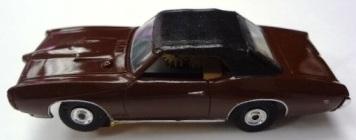 Brown GTO Black Roof