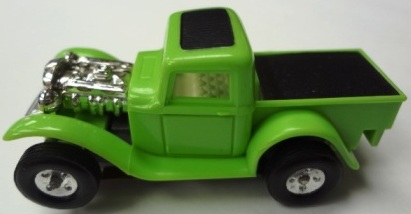 Lime Green Truck
