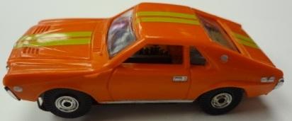 Orange AMX