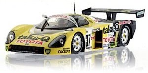 Yellow Toyota