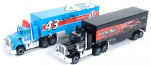 Richard Petty and Kendal trucks 2
