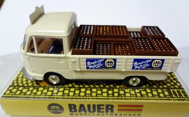 Bauer 4357 beer truck