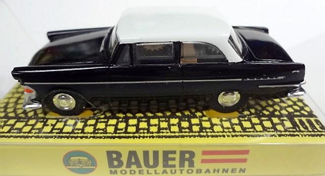 bauer 4315 Opel Rekord b-w