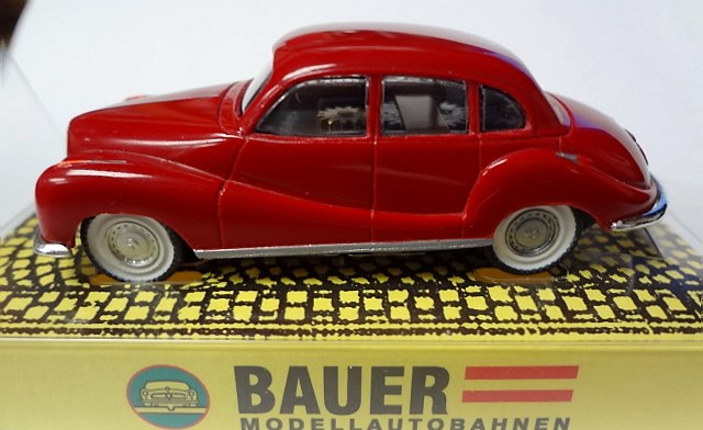 Bauer 4304 red BMW 501