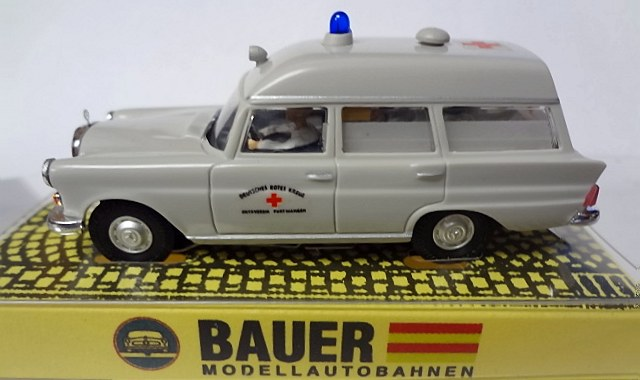 bauer 4483 ambulance