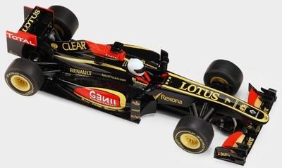c3364. LOTUS F1