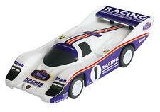 tomy porsche 962 white blue red