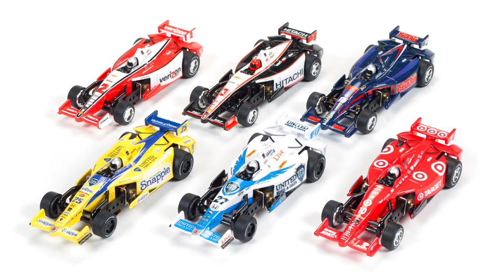 AW indy cars Super 3